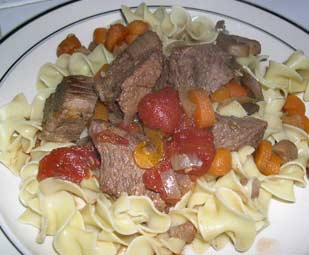 beef-provencal-over-noodles